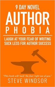 authorphobia
