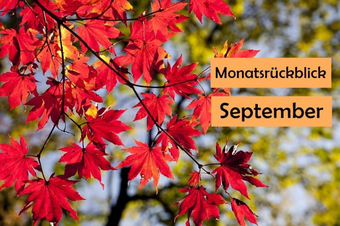 monatsrückblick september
