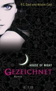 gezeichnet house of night #1 cover