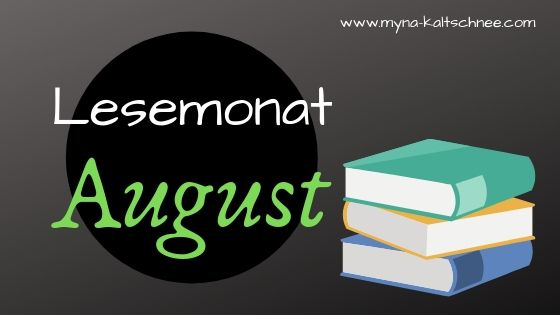 Lesemonat August 19