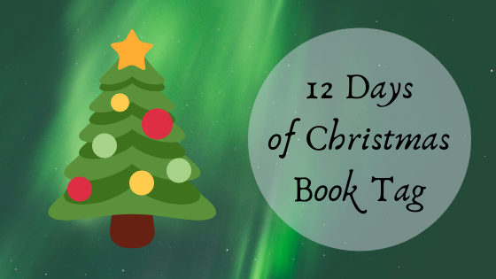 12 Days of Christmas Book Tag