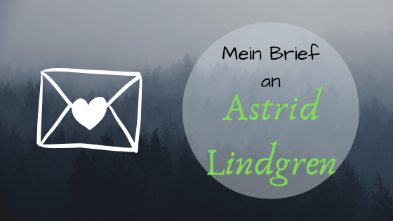 Mein Brief an
